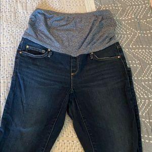 GAP True Skinny Maternity Jeans